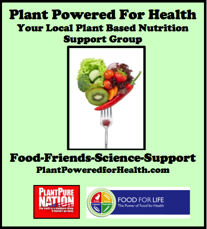 Plant Powered for Health!